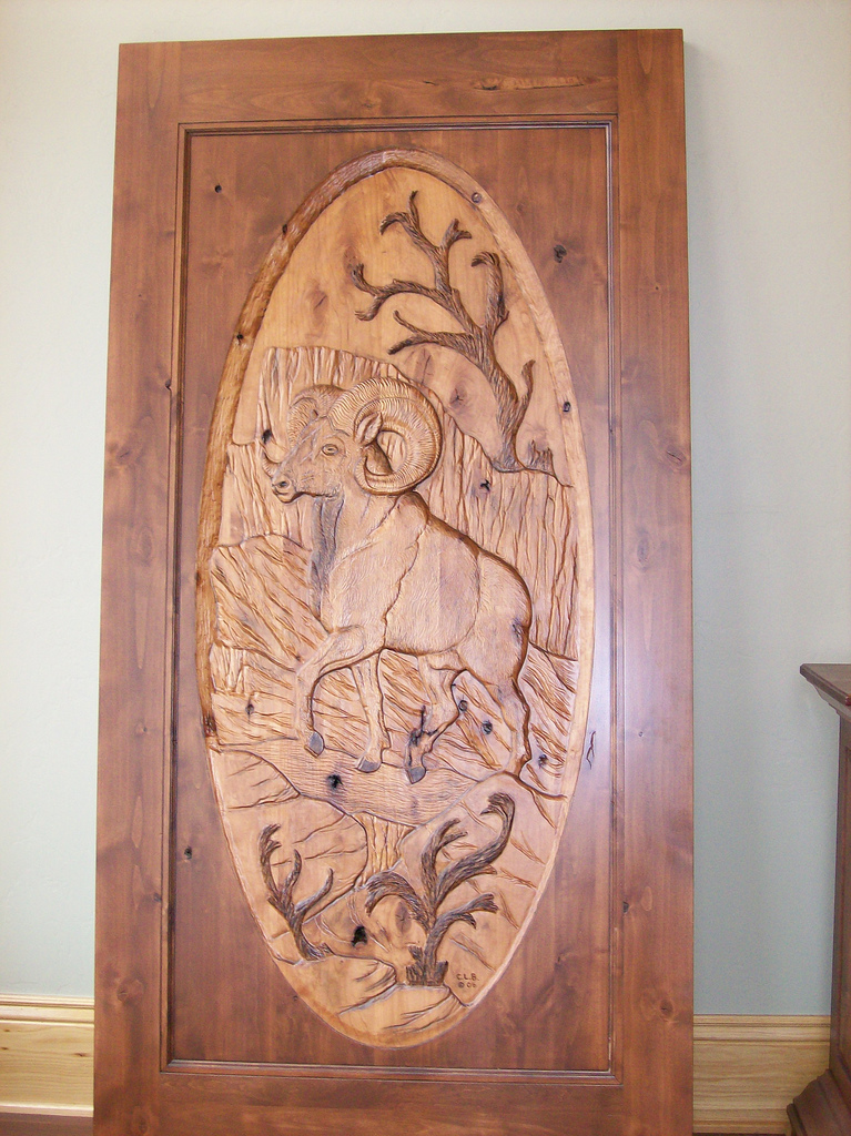 Hand carved doors « masterpiece wood