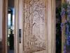 Carved Door- Aspen Scene