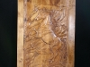 Carved Door- Mustang