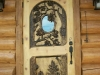 Carved Door- Woods