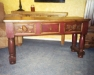 Hand Carved Desk