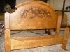 Oak Leaf Headboard