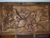 Cougar Art Carving